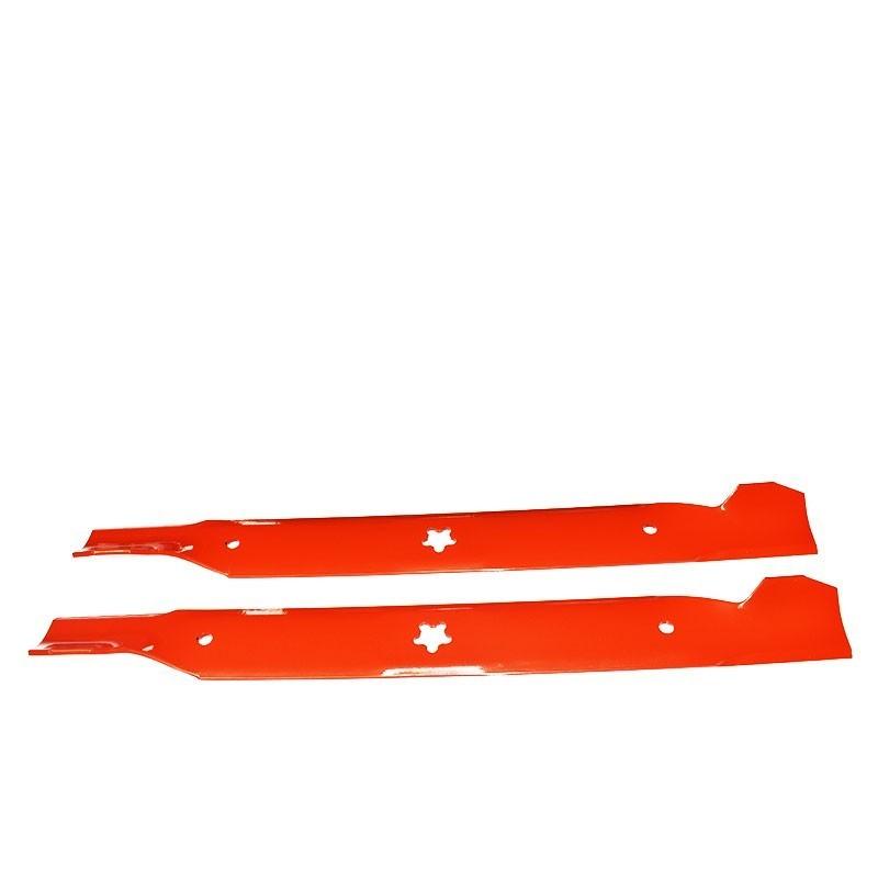 Lames  (2) pour tracteur Husqvarna, Craftsman 586230101