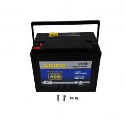 Batterie de tracteur U1-66