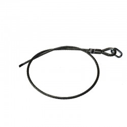 Cable de treuil Bercomac 106089