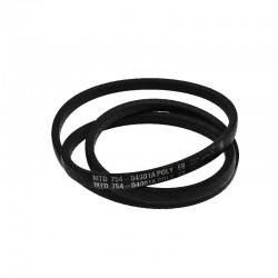 Drive belt MTD 754-04001A, 754-04001, 954-04001, 954-04001A