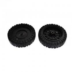 Wheel assembly Mtd  734-2042A